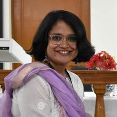 Ms. Sanchita Ain. (She/Her)