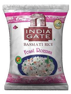 India Gate Basmati Rice - Feast Rozzana,
