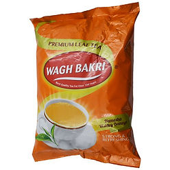 Wagh Bakri Leaf Tea - Premium, 500 g Pou