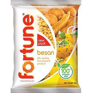 Fortune Besan - Channa, 1 kg Pouch.jpg