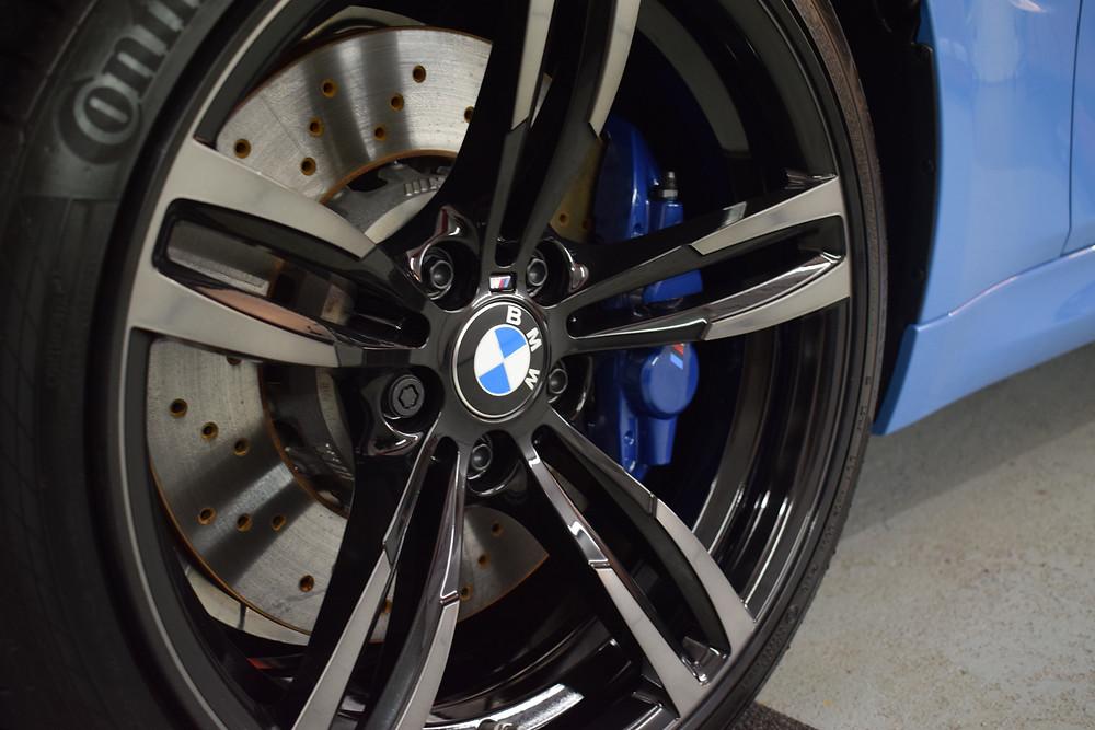 BMW M3 New car Protection - Gtechniq C5