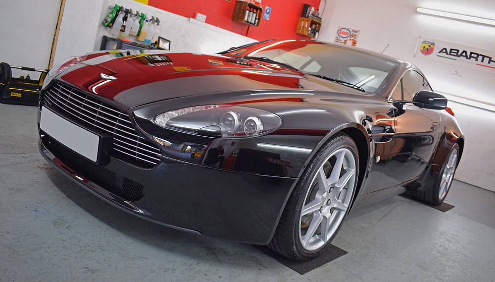 Aston Martin Full Detail AutoWerX Detailing