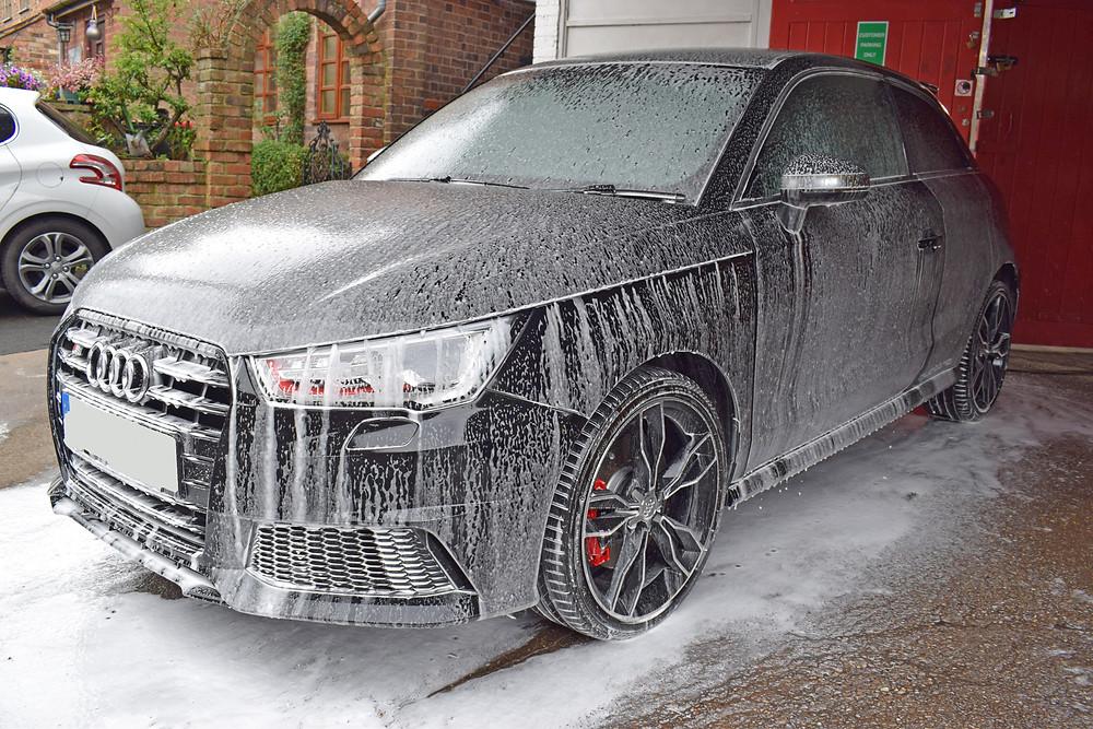 Car Polishing Telford