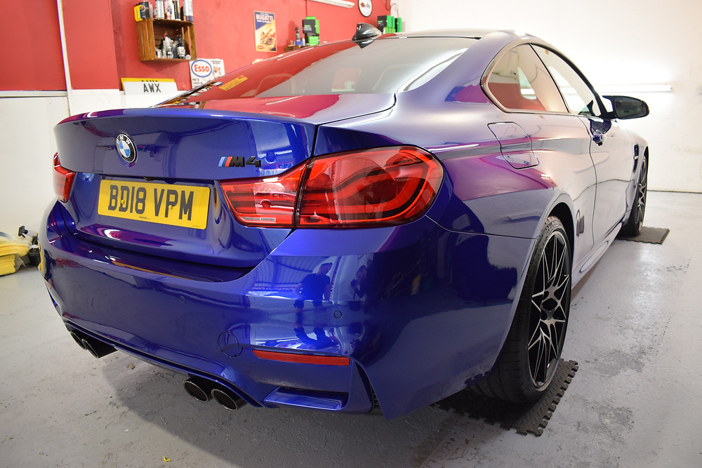 New Car Paintwork Protection by AutoWerX Detailing Telford