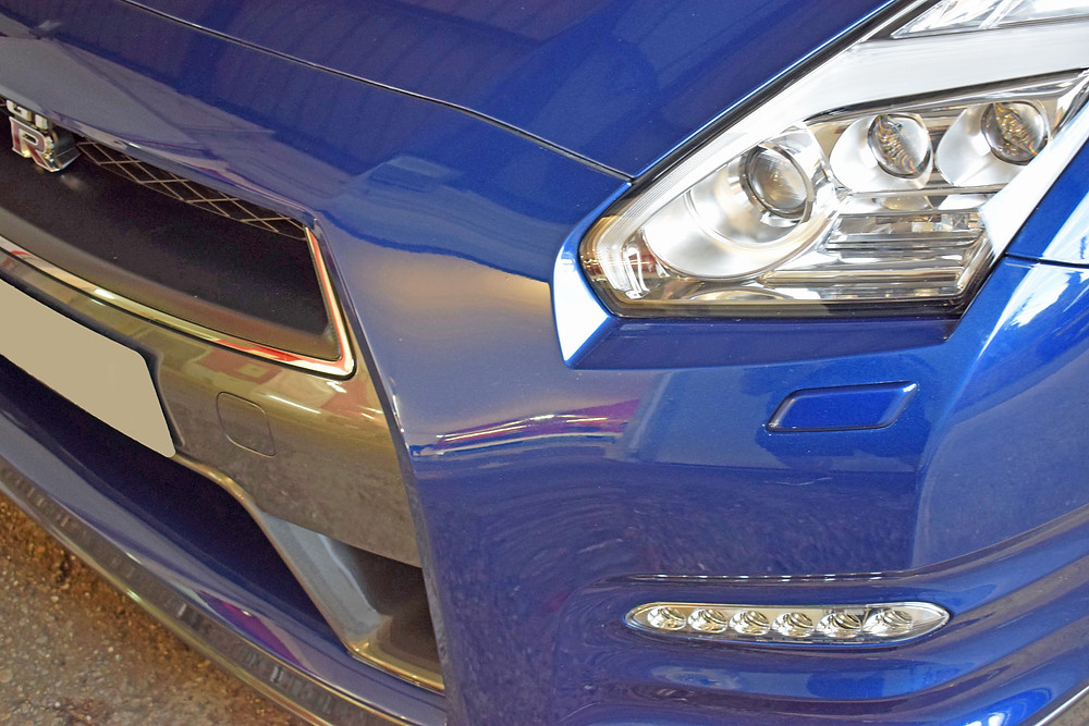 Front Bumper Protection Film Telford Shropshire