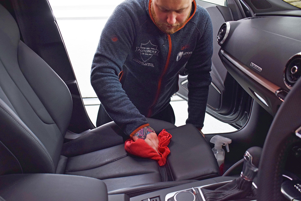 Audi S3 Leather Protection - AutoWerX Detailing