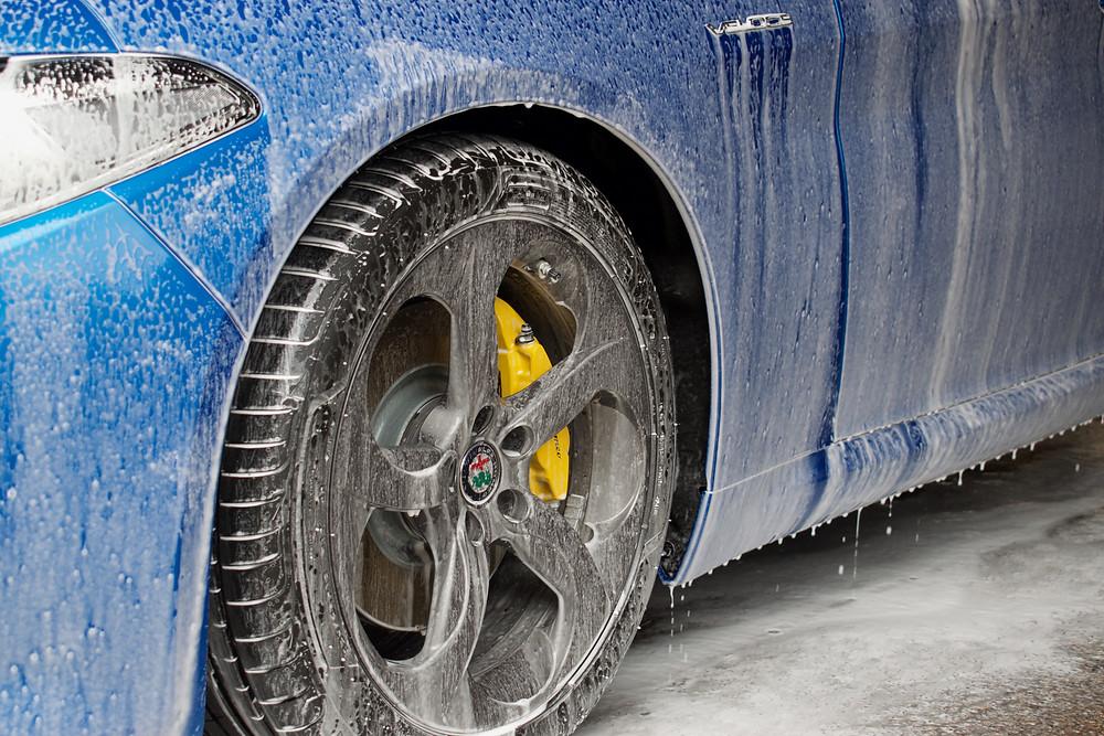 Alfa Romeo Giulia Detailing