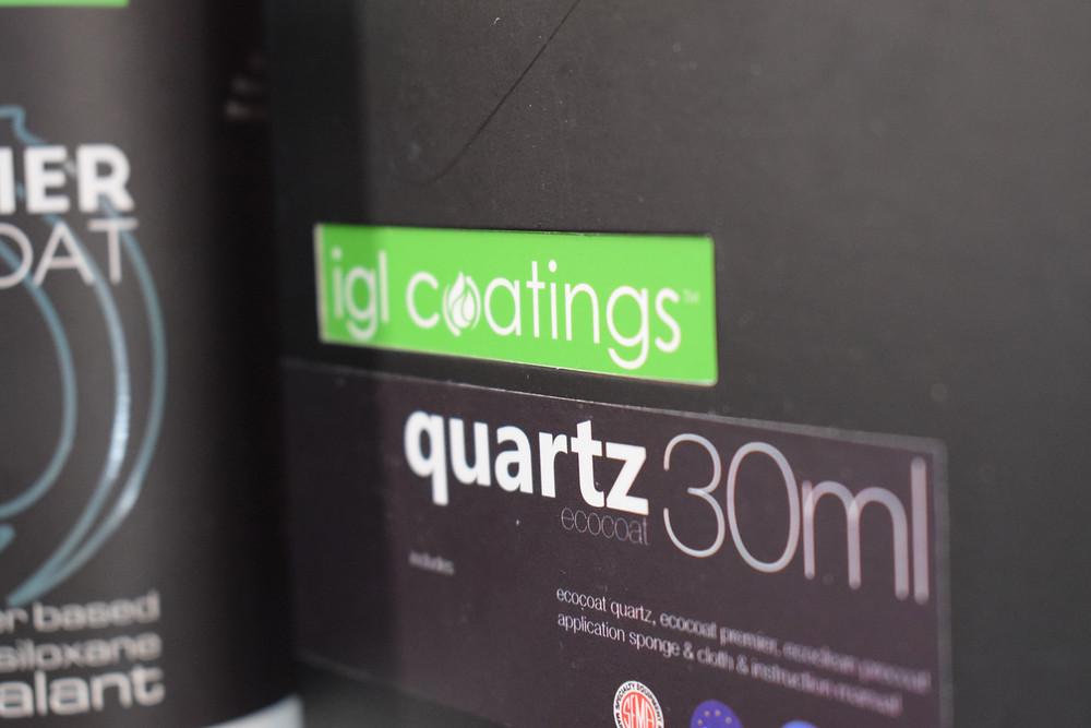 igl coatings Quartz ecocoat