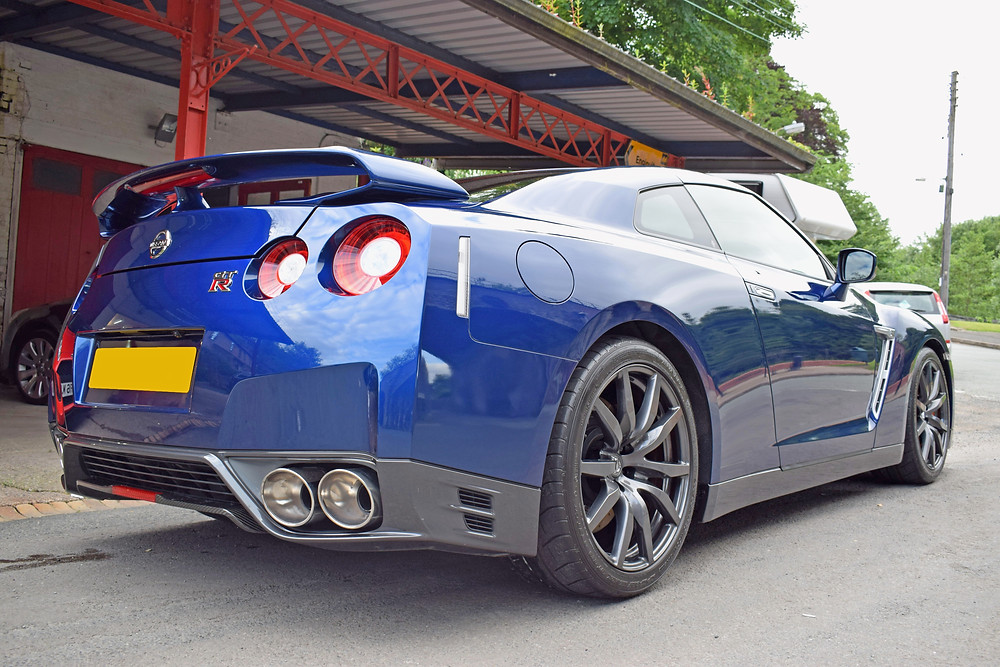Nissan GTR Paintwork Protection Film (PPF)