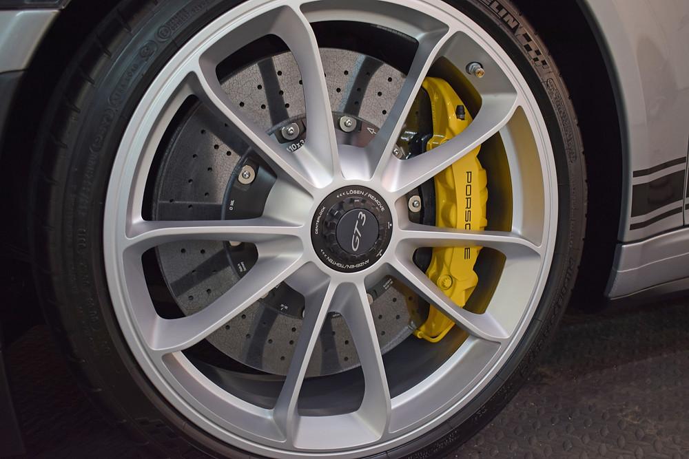 Porsche GT3 igl coatings Detailing AutoWerX Detailing