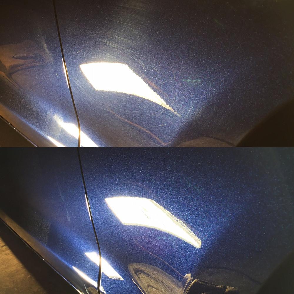 New Car Detail