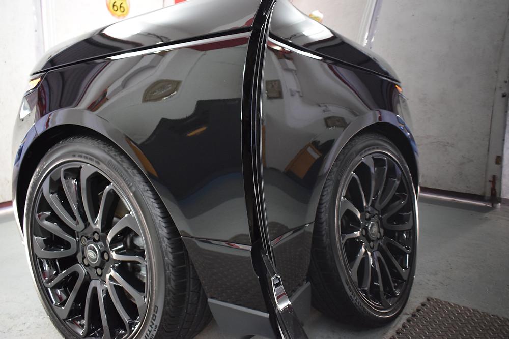 Range Rover Detailing Full Detail Shropshire