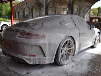 Porsche 911 GT3 - New Car Protection Detail