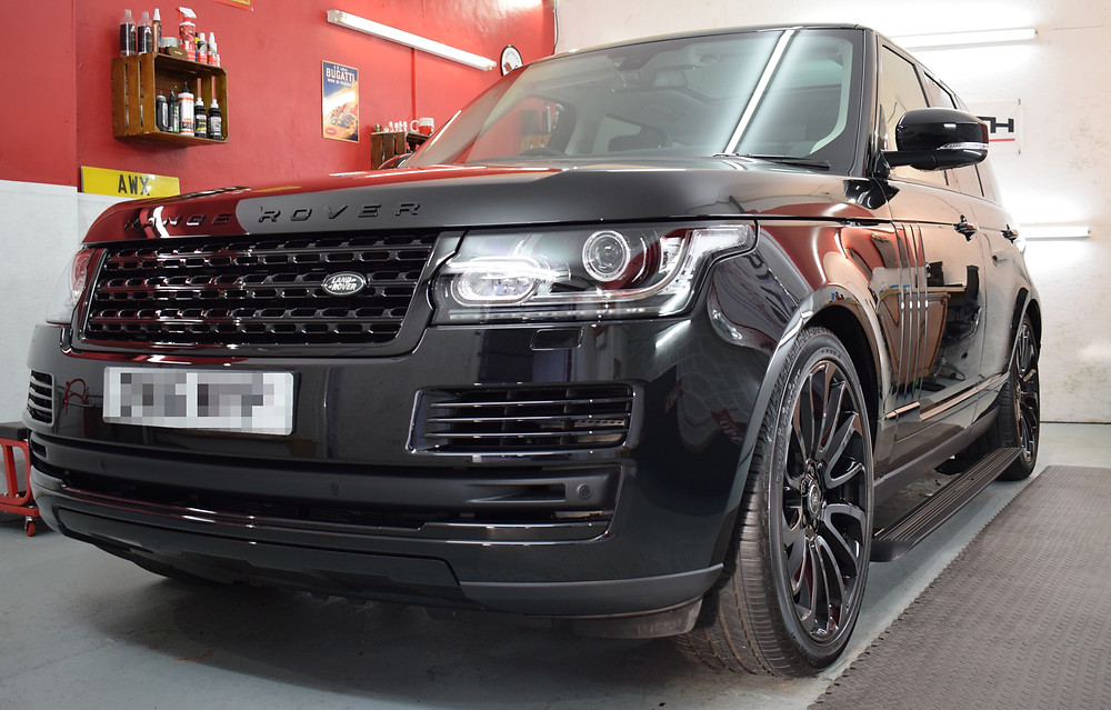 ceramic paint protection new car