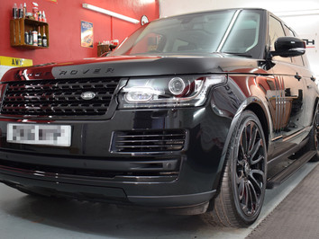 2016 Range Rover Vogue - New Car Prep and Protection Detail