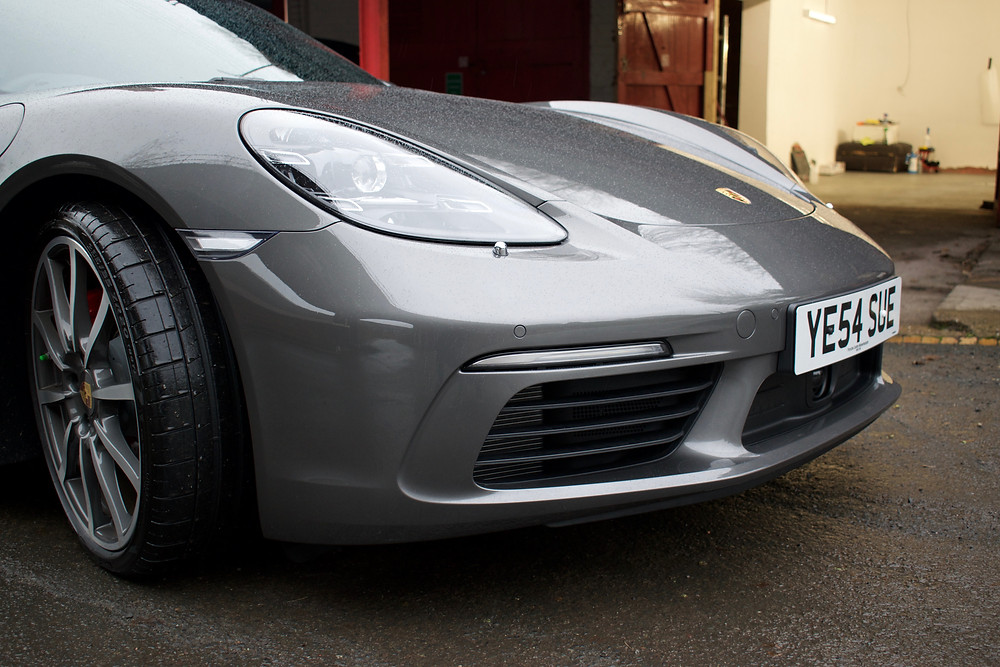 Bumper Protection Telford AutoWerX Detailing