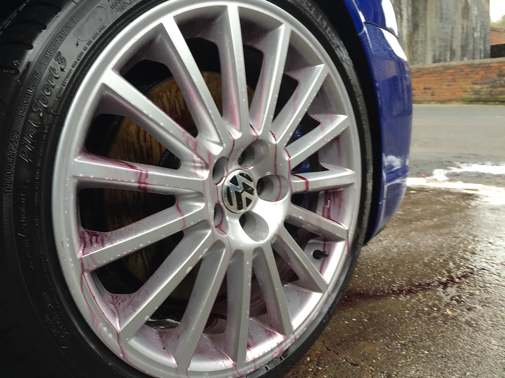 Top five wheel cleaning tips