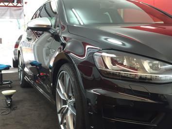 SiRamik New Car Detail - MK7 Golf R