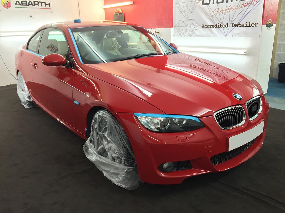 BMW Paint Correction Telford