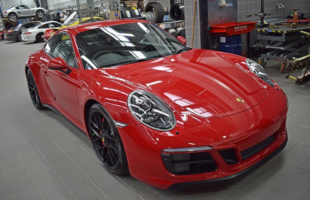 car paintwork protection shropshire telford autowerx