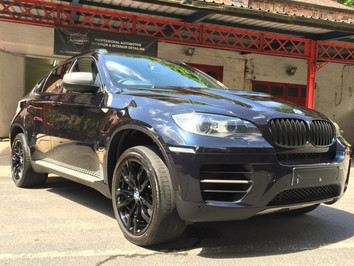 2014 BMW X6M - Paint Correction Detail