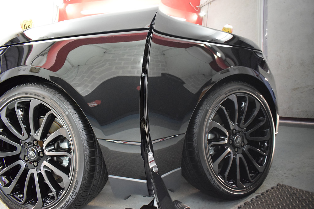 SiRamik Accredited Detailer Paint Protection