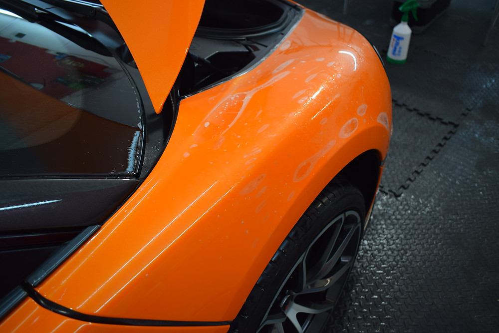 paint protection film telford midlands