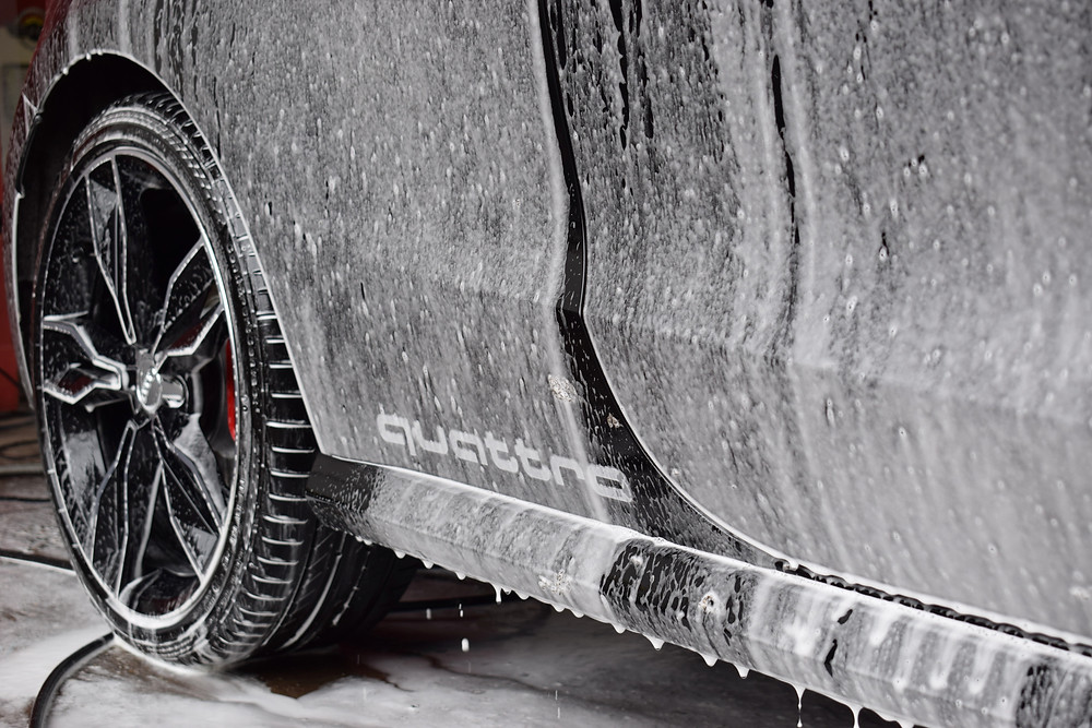 Audi S1 New Car Detail