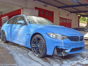 BMW M3 - New Car Detail & SiRamik Paintwork Protection