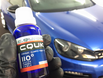 Volkswagen Golf R - Gloss Enhancement Detail and Cquartz Ceramic Coating