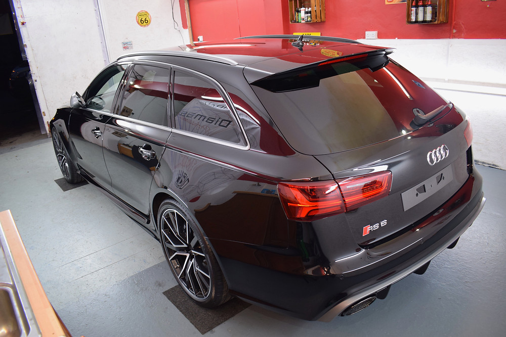 Paint Protection Audi RS6