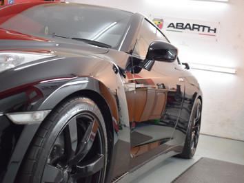 650BHP Nissan GTR - Paintwork Correction Detail