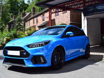 2016 Focus RS - New Car Preparation & Protection Detail