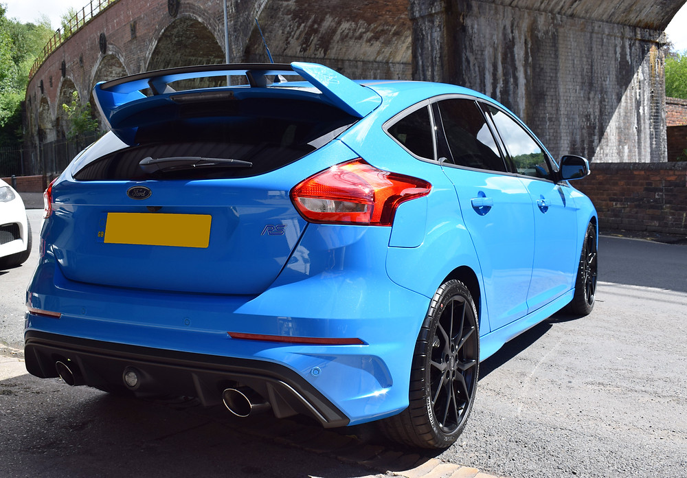 MK3 Focus RS Protection Detail