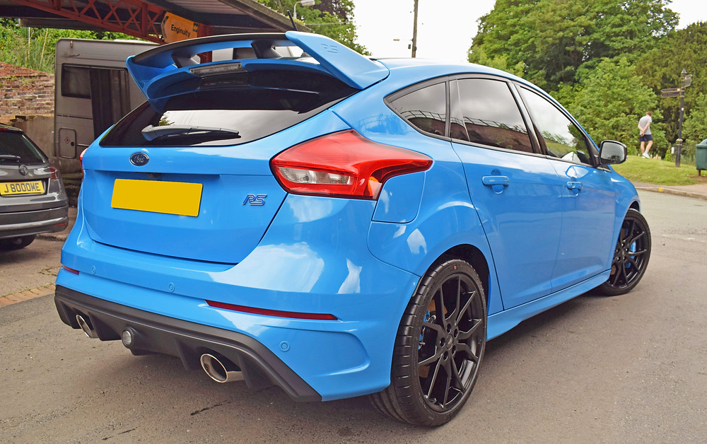 MK3 Focus RS Paintwork Protection