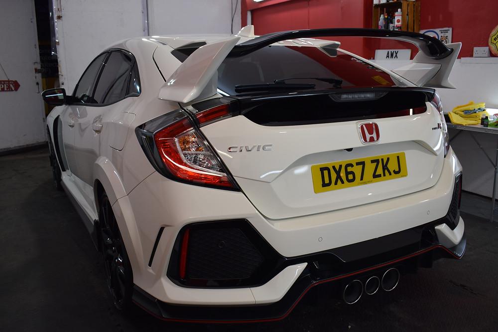 car ceramic coating telford