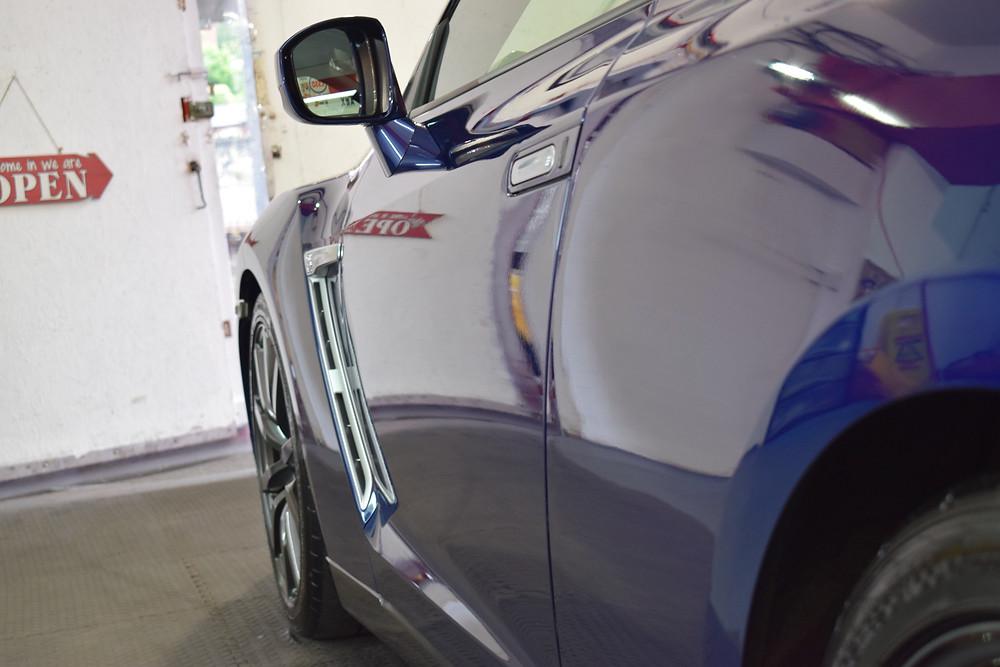Midlands Car Detailing Paint Protection Film