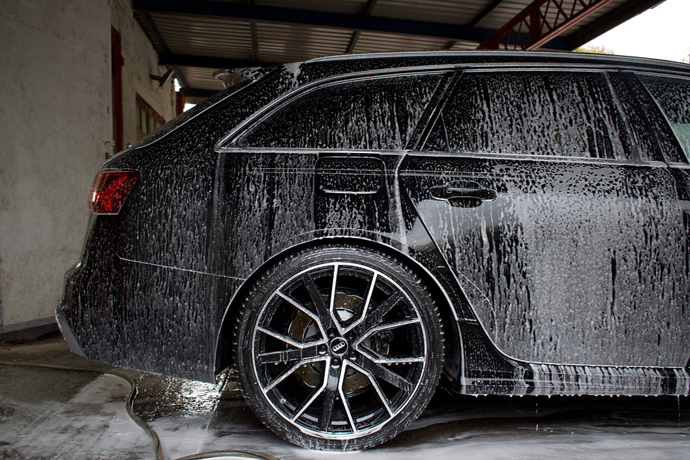 Audi RS6 Avant Paint Protection Detail