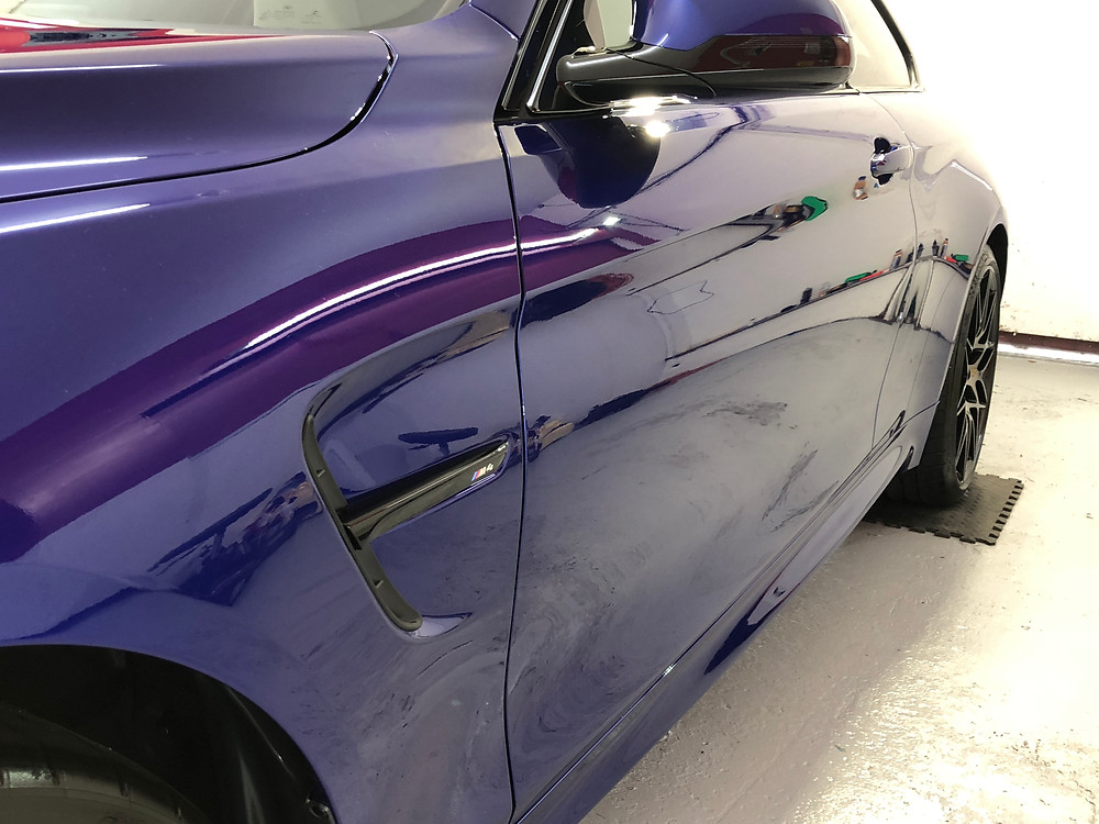 New Car Protection Detail by Autowerx detailing in telford shropshire