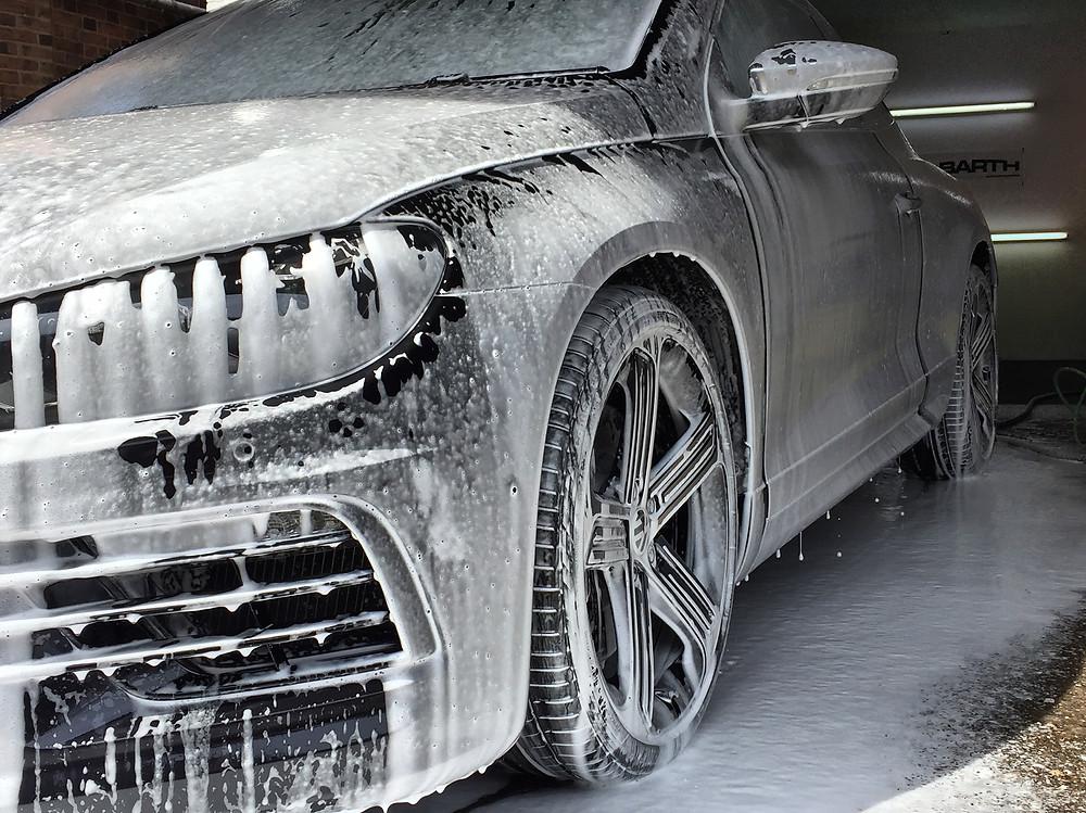 Shropshire Car Detailing Scirocco R