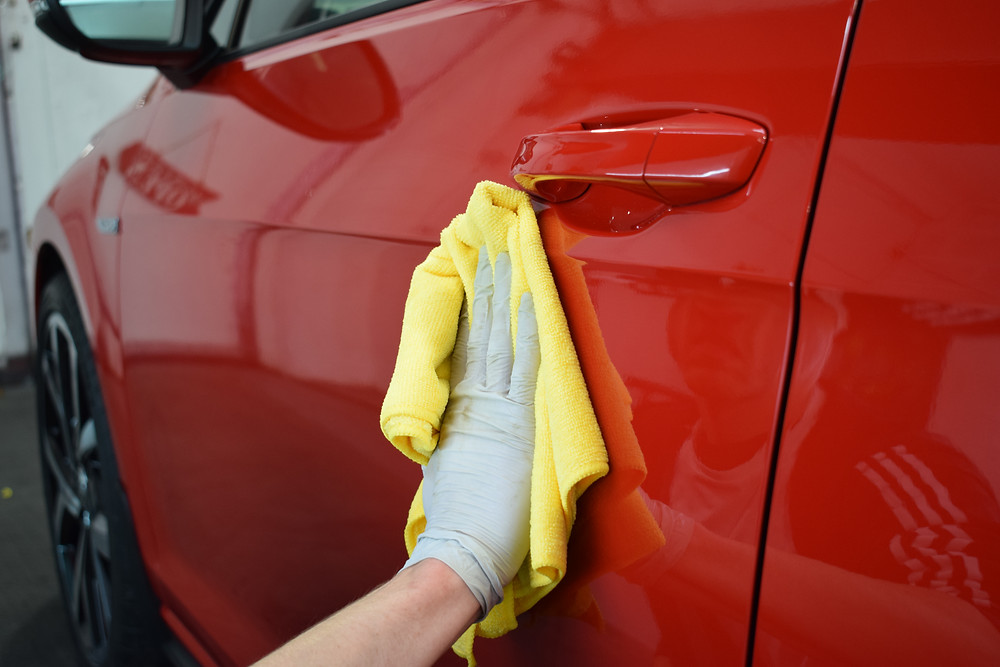 new car protection detail midlands shropshire