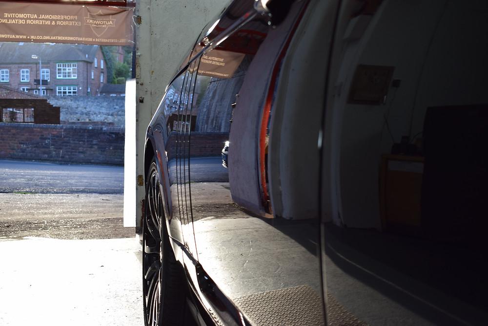 Range Rover Gtechniq Protection
