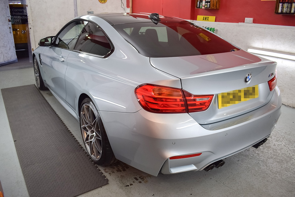 M4 New Car Protection