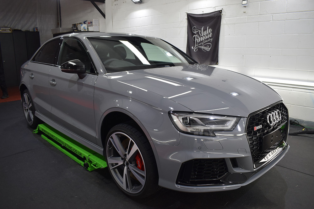 Audi RS3 Paintwork protection Film