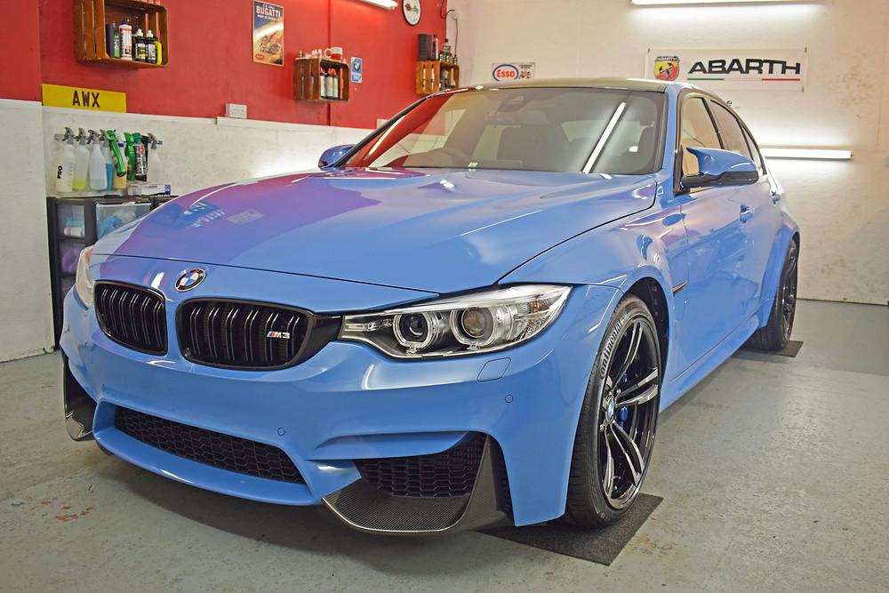 BMW M3 New Car Detail