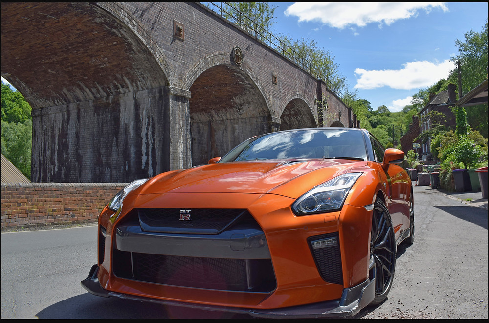 Nissan GTR Stonechip Protection