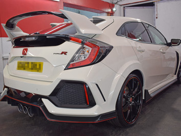Civic Type R - New Car Protection Detail