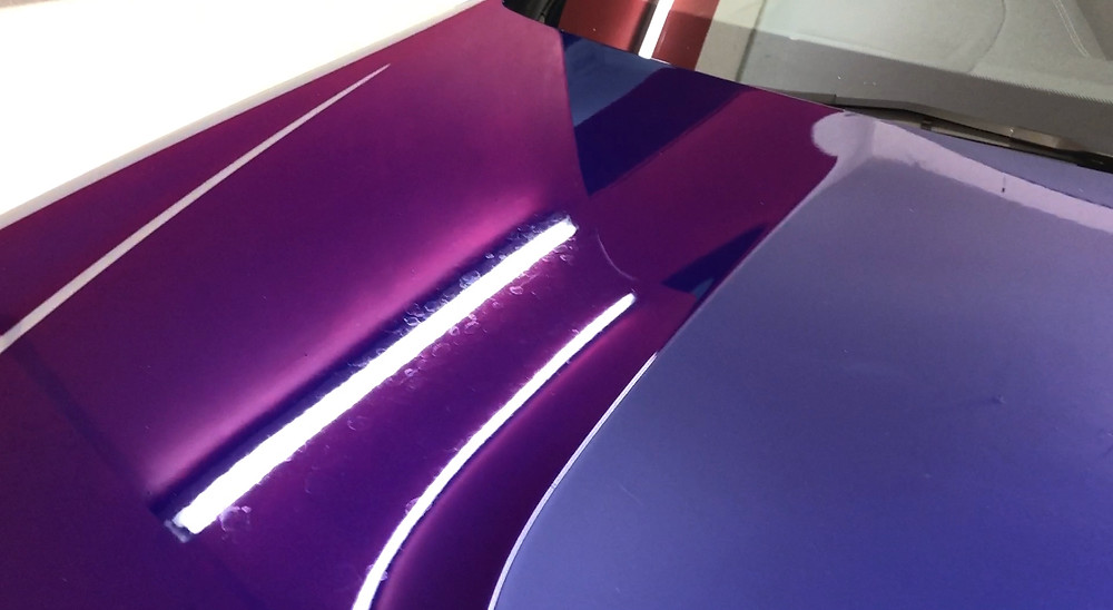 car water spotting removal autowerx detailing telford