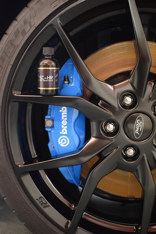Alloy Wheel Ceramic Coating AutoWerX Detailing