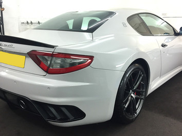 Maserati Stradale 1 of 100 Special Edition - New Car Protection Detail